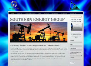 Southern Energy Group Inc. (Hendersonville, TN) WordPress+html5+css