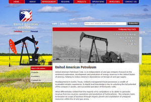 United American Petroleum Corp. (Austin) html5-css3